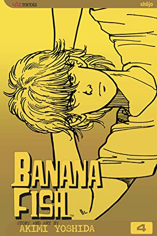 Banana Fish Vol. 4