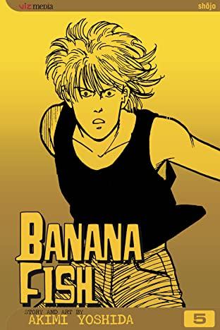 Banana Fish Vol. 5