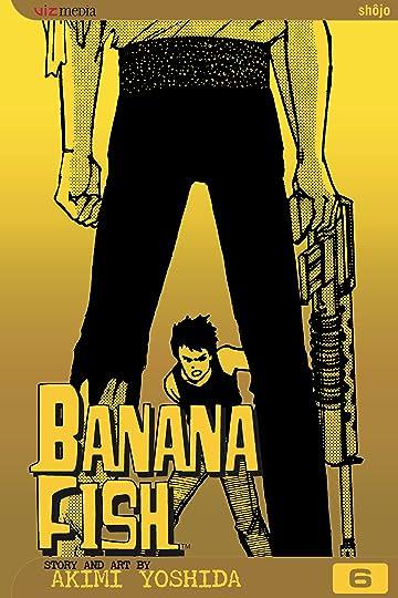Banana Fish Vol. 6