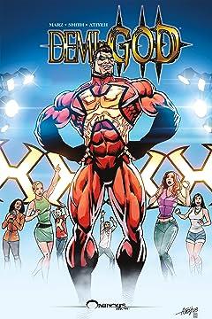 Demi-God: My Kick-Ass Graphic Novel Vol. 1