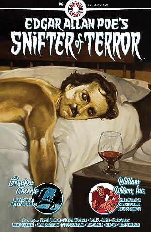 Edgar Allan Poe's Snifter of Terror #6