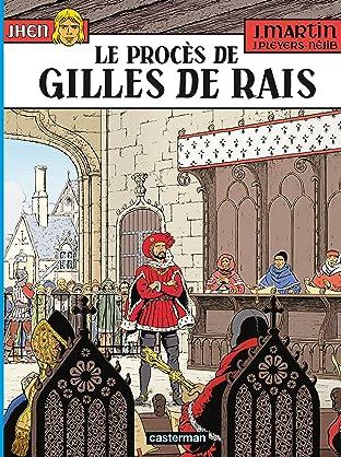 Jhen: Le Procès de Gilles de Rais