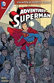 Adventures of Superman (2013-2014) #44