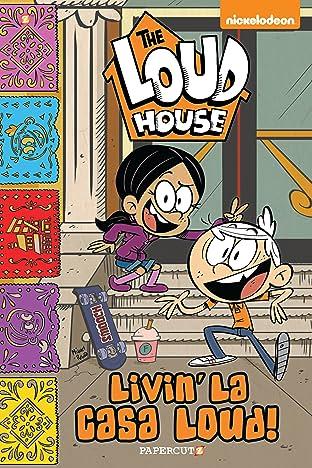 The Loud House Tome 8: Livin' La Casa Loud