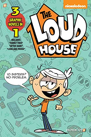 The Loud House 3 in 1 Tome 2