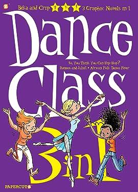 Dance Class 3 in 1 Vol. 1
