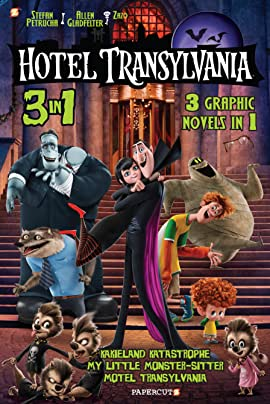Hotel Transylvania 3 in 1