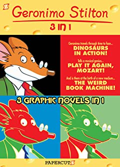 Geronimo Stilton 3 in 1 Vol. 3