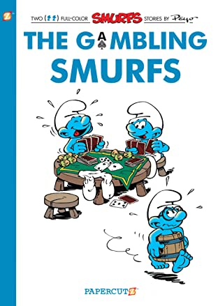 The Smurfs Vol. 25: The Gambling Smurfs