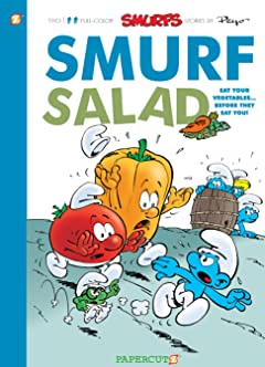 The Smurfs Vol. 26: Smurfs Salad