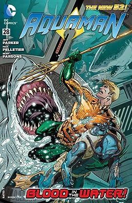 Aquaman (2011-2016) #28