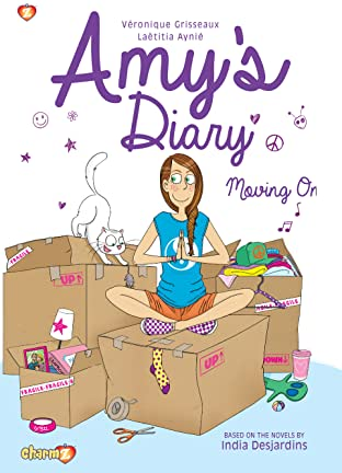 Amy's Diary Tome 3: Moving On