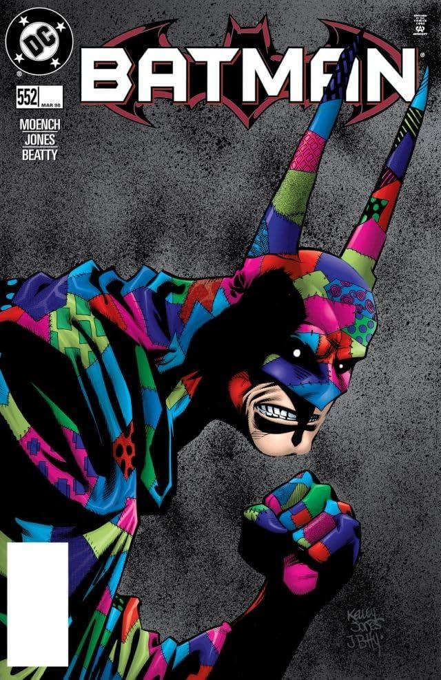 Batman (1940-2011) #552