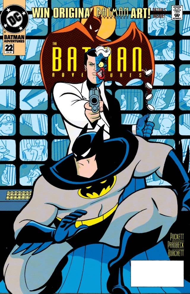 The Batman Adventures (1992-1995) #22