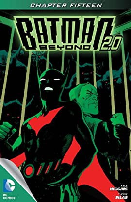 Batman Beyond 2.0 (2013-2014) #15