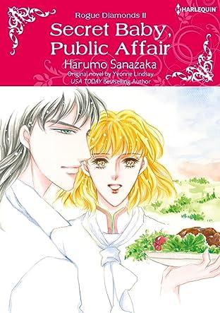 Secret Baby, Public affair Vol. 2: Rogue Diamonds
