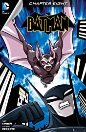Beware the Batman (2013-2014) #8