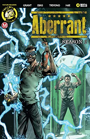 ABERRANT – Season 2 No.4