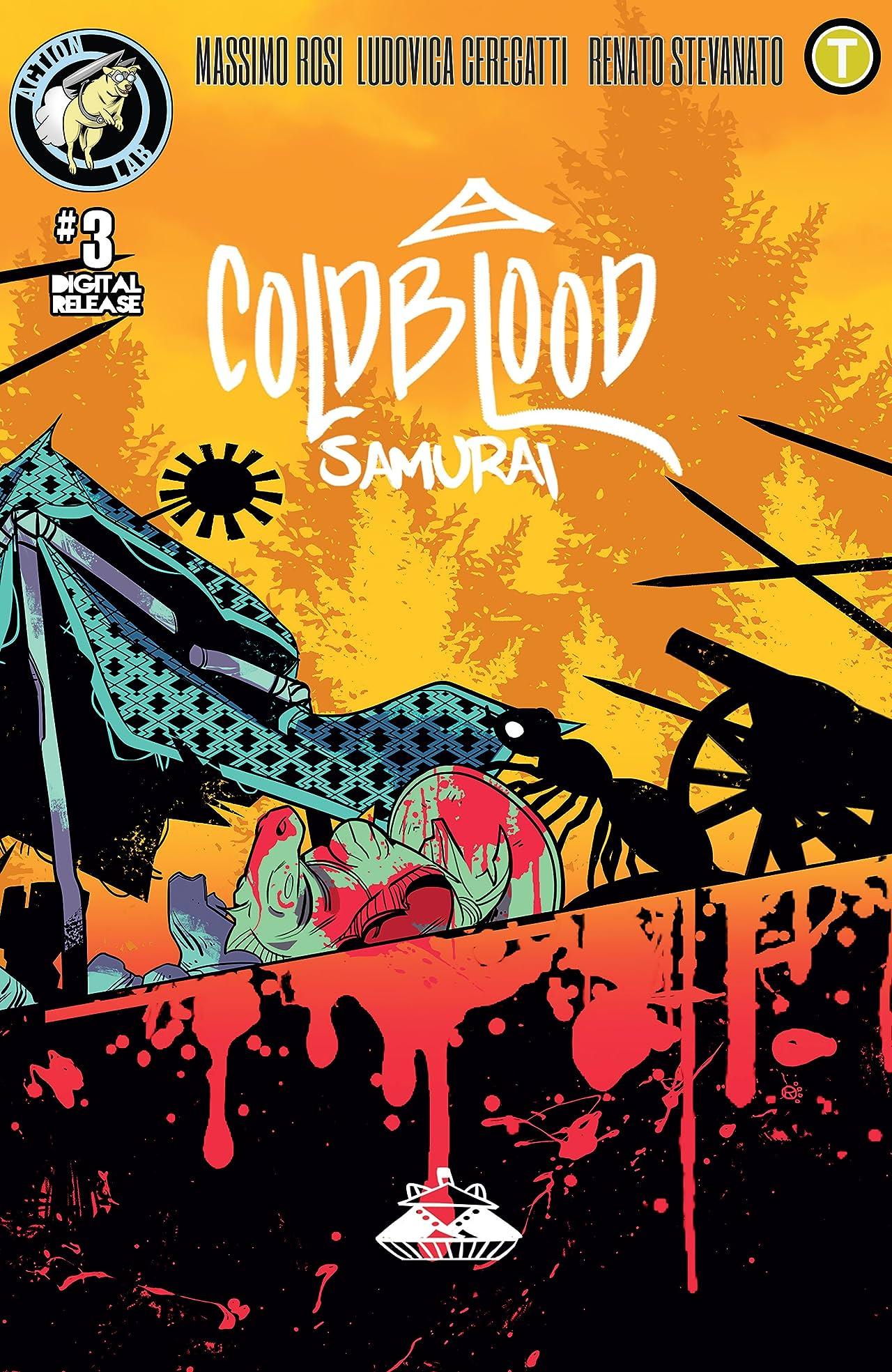 Cold Blood Samurai #3