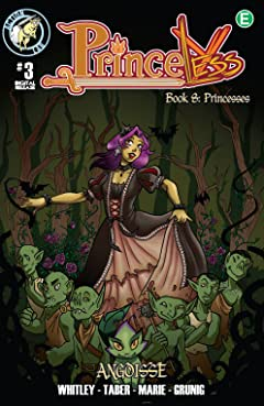 Princeless Book 8: Princesses #3
