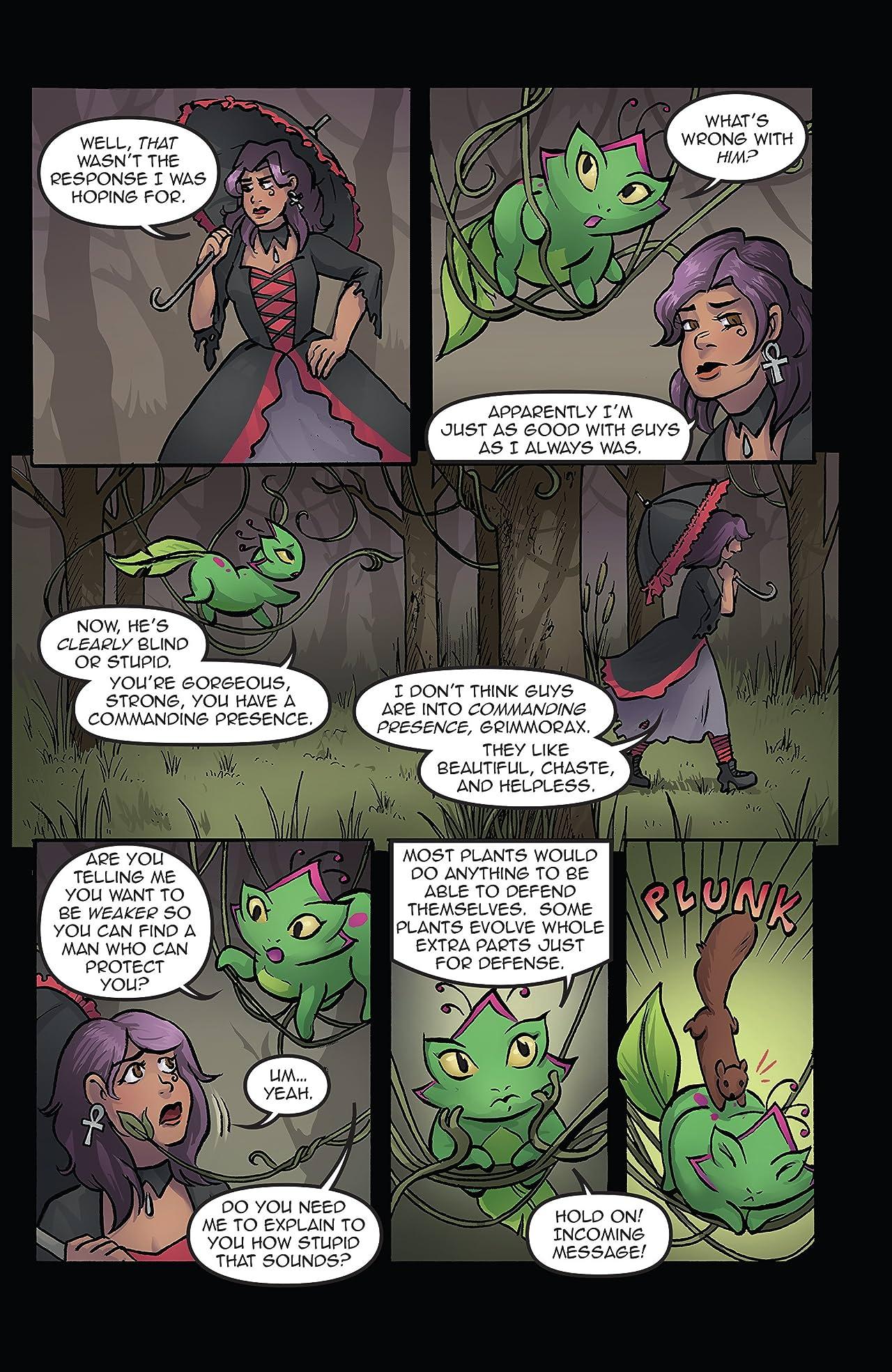 Princeless Book 8: Princesses #3
