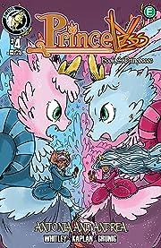 Princeless Book 8: Princesses #4