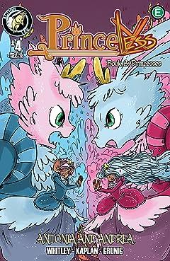 Princeless Book 8: Princesses No.4
