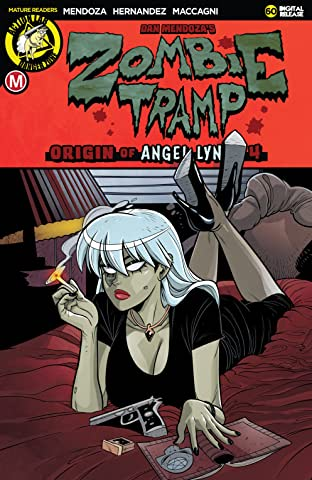 Zombie Tramp #60: Origin of Angel Lynch #4
