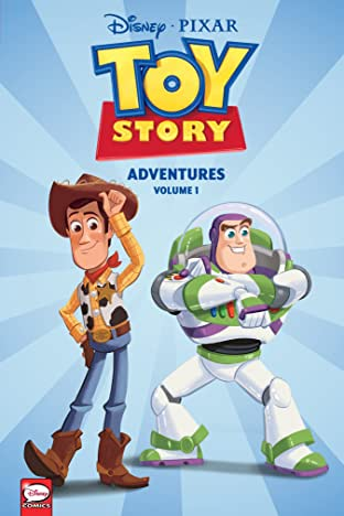 Disney•PIXAR Toy Story Adventures Vol. 1