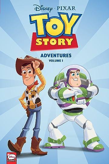 Disney•PIXAR Toy Story Adventures Vol. 1