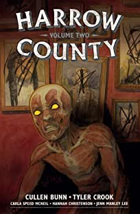 Harrow County Library Edition Vol. 2