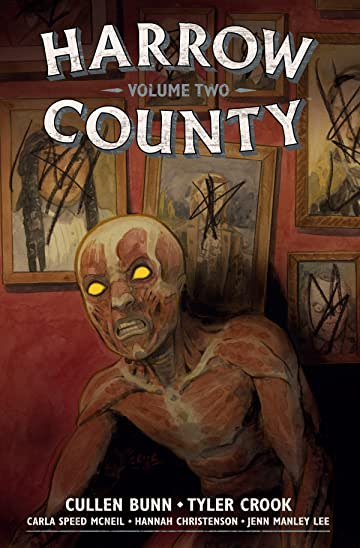 Harrow County Library Edition Vol. 2