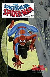 Spectacular Spider-Man (1968) #1