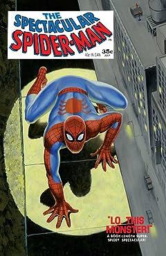 Spectacular Spider-Man (1968) No.1