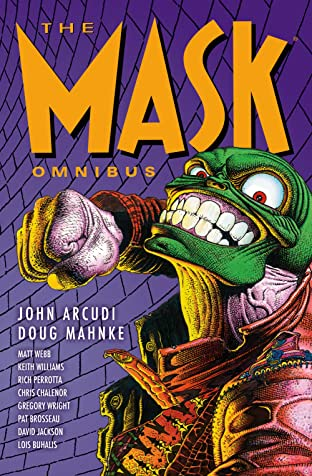 The Mask Omnibus (Second Edition) Vol. 1