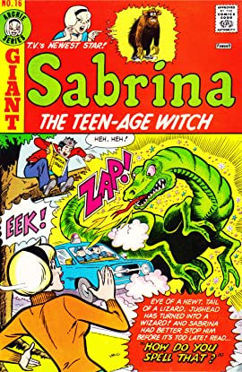 Sabrina the Teenage Witch (1971-1983) #16