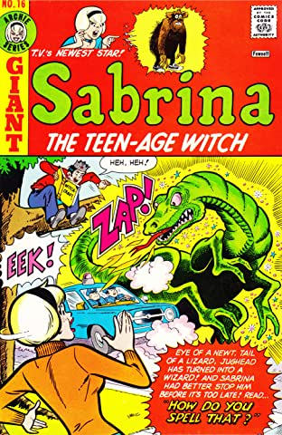 Sabrina the Teenage Witch (1971-1983) #16