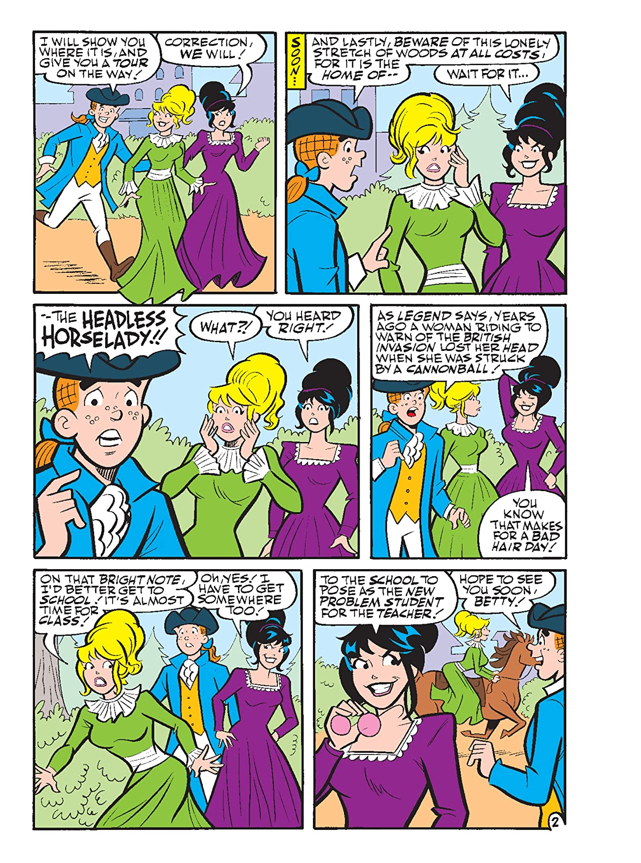Betty & Veronica Double Digest #272