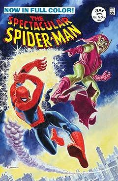 Spectacular Spider-Man (1968) No.2