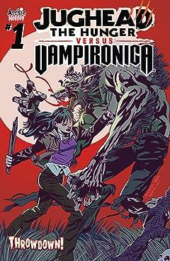 Jughead the Hunger vs. Vampironica No.1