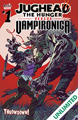 Jughead: The Hunger Vs. Vampironica #1