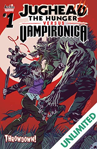 Jughead the Hunger vs. Vampironica #1