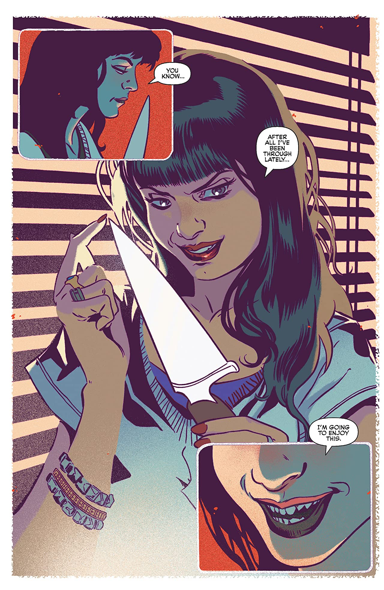 Jughead the Hunger vs. Vampironica No.1