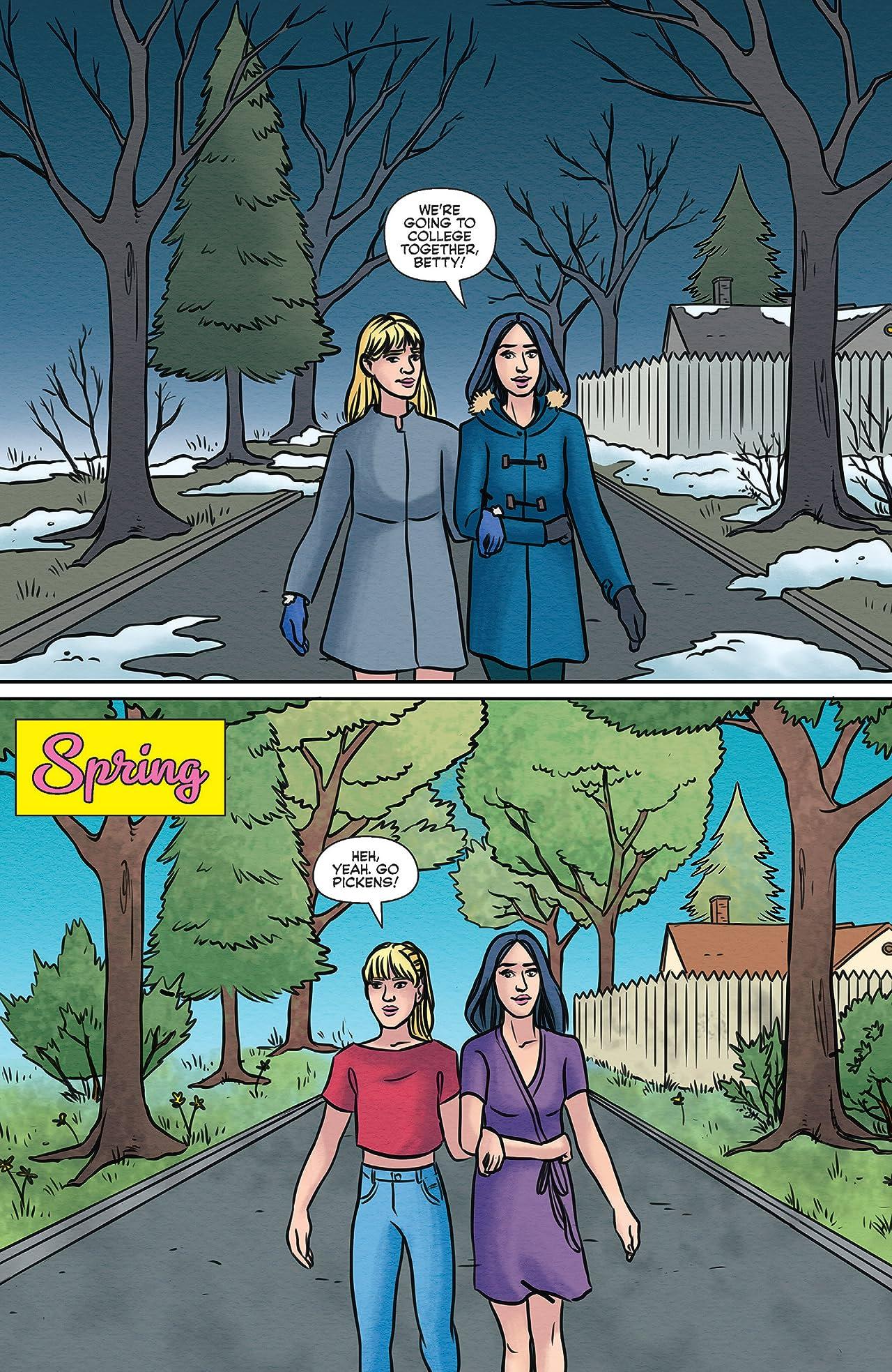 Betty & Veronica (2018-) #4