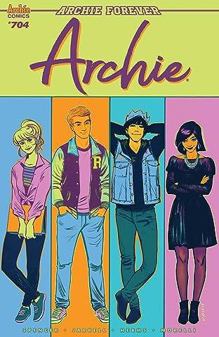 Archie (2015-) No.704