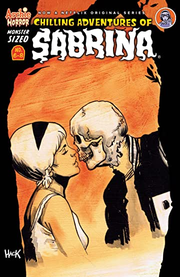 Monster-Sized Chilling Adventures of Sabrina No.6-8