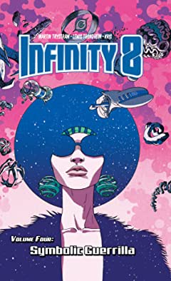 Infinity 8 Tome 4