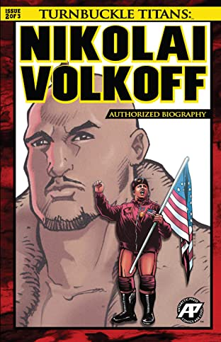Turnbuckle Titans: Nikolai Volkoff #2