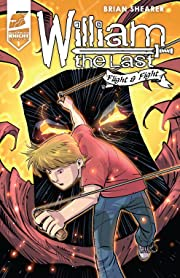 William the Last: Fight and Flight Vol. 2 #1