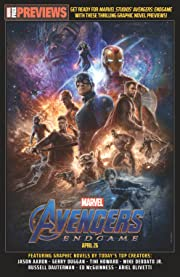 Avengers Start Here Sampler 2019